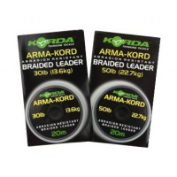 Arma-Kord 30lb/13,6 green шок-лидер Korda