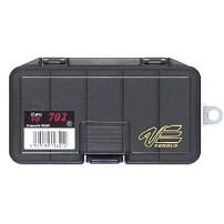 Versus VS-702, 138х77х31 5 отд. коробка для приманок Meiho