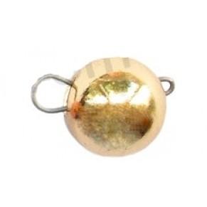 Вольфрамовый разборной ушастик 6гр. (золото), уп-ка (2шт) Kosadaka - Фото