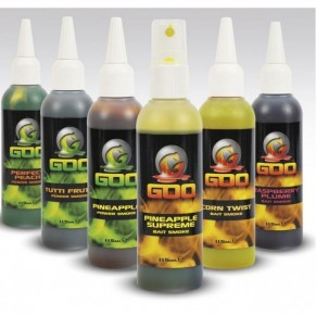 Strawberry Kick Bait Smoke GOO атрактант Korda - Фото