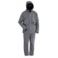 Scandic L серый 5000мм всесезонный костюм Norfin