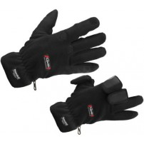 Fleece Fishing Gloves L перчатки Gamakatsu
