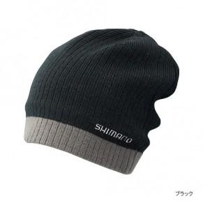 CA-064L шапка черно-серая Nexus - Фото