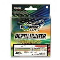 PP 0.10mm 5kg 150m разноцветный шнур Power Pro
