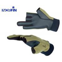 703055-XL перчатки флис-непреновые ветрозащитные Norfin