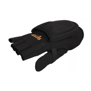 703061-L перчатки-варежки флис. ветрозащитные Softshell Norfin - Фото