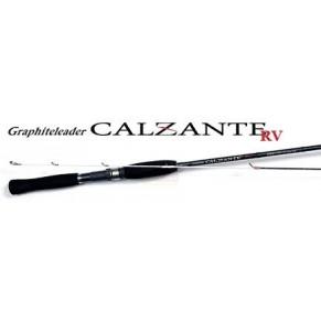 Calzante GOCRS-762L-S 2.29m 0.5-6gr 2-4lb спиннинговое удилище Graphiteleader - Фото