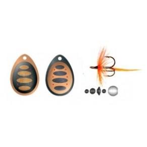 Ball Concept #5, BC5 B03-004 вертушка, 18гр блесна Pontoon 21 - Фото