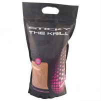 The Krill Active Mix -2.5kg стик микс Sticky Baits