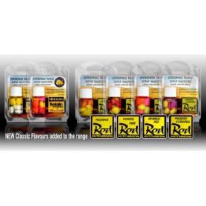 Pop Up Sweetcorn Hinders Betalin Yellow/White насадка Enterprise Tackle - Фото