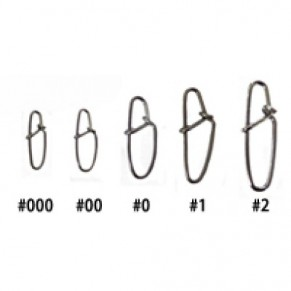 Easy lock Snap #000 (10шт) застежки Kahara - Фото