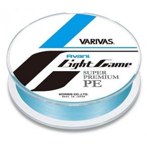New Avani Light Game PE, 150m, #0,2 шнур Varivas - Фото