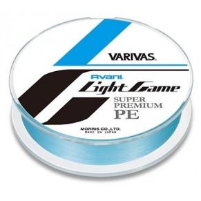 New Avani Light Game PE, 150m, #0,4 шнур Varivas - Фото
