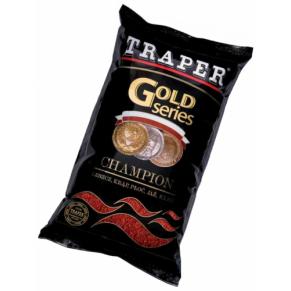 Gold 1кг Champion прикормка Traper - Фото