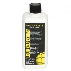 Liquid Kelp Extract экстракт бурых водорослей 250мл добавка Nutrabaits - Фото