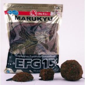 EFG151 900g прикормка Marukyu - Фото