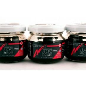 Tough Black JPZ-пеллетс 8 mm, 50g пеллетс Marukyu - Фото