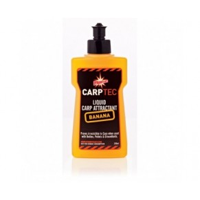 Carp Tec Banana Liquid Attractant аттрактант Dynamite Baits - Фото
