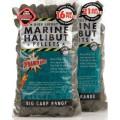 Marine Halibut Pellets 21mm (Pre-Drilled) пеллетс Dynamite Baits