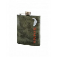 Flask Hex Camo Loden фляга Simms