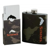 Camp Gift Pack Black фляга Simms