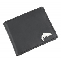 Big Sky Wallet Black кошелек Simms