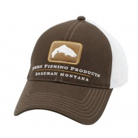 Trout Trucker Cap Bark кепка Simms