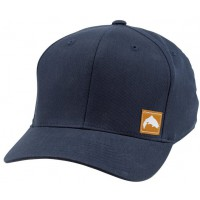 Flexfit Twill Snapback Cap Trout Navy кепка Simms