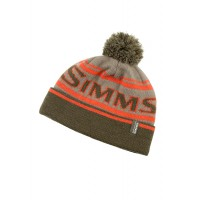 Wildcard Knit Hat Loden шапка Simms