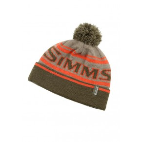 Wildcard Knit Hat Loden шапка Simms - Фото