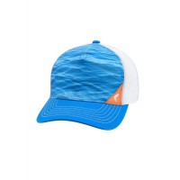 Flexfit 5-panel Trucker Water Electrc Blue кепка Simms