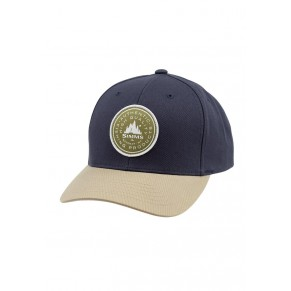 Classic Baseball Cap Wilderness Nightfall кепка Simms - Фото