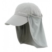 Bugstopper Sunshield Hat Smoke кепка Simms