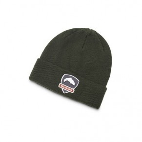 Trout Watch Cap Beanie Loden шапка Simms - Фото