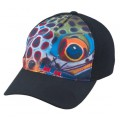 Flexfit Trucker Brown Trout Black S/M кепка Simms