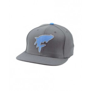 Flexfit Snap Back Cap Charcoal Tarpon кепка Simms - Фото