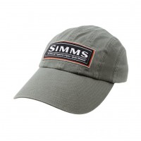 Double Haul Cap Olive кепка Simms