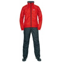 DI-5202 Warm-up Suit Red L костюм Daiwa