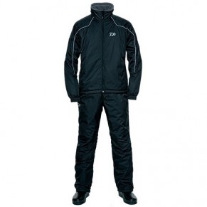 DI-5202 Warm-Up Suit Black 2XL костюм Daiwa - Фото