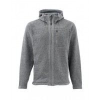 Rivershed Full Zip Hoody Smoke XL реглан Simms