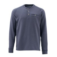 Coldweather Henley Nightfall L реглан Simms
