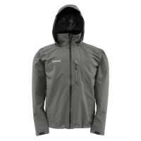 Packlite Jacket Gunmetal L куртка Simms