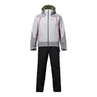 RB-014M L Gore-Tex Master Warm Suit Stone Gray зимний костюм Shimano