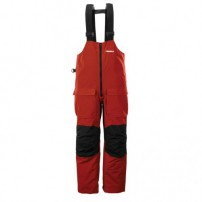 F2 Surge Rainsuit Bibs Red M штаны всесезон...