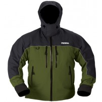 F4 Cyclone Rainsuit Jacket Green/Grey L куртка всесезонная Frabill