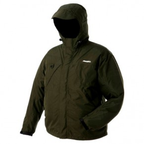 F1 Rainsuit Jacket Dark Forest Green M куртка всесезонная Frabill - Фото