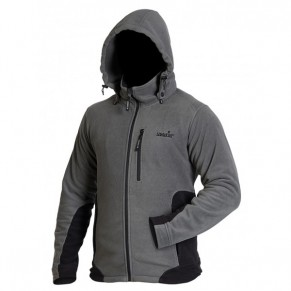 Outdoor Gray XXXL куртка флисовая Norfin - Фото