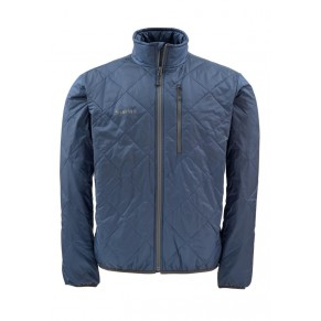 Fall Run Jacket Navy L куртка Simms - Фото