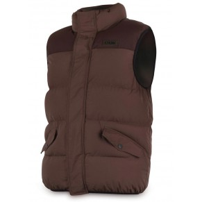 Chunk Body Warmer Khaki S безрукавка Fox - Фото
