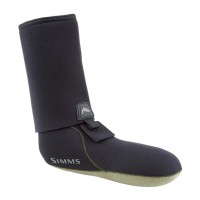 Guard Sock Black L гарды Simms